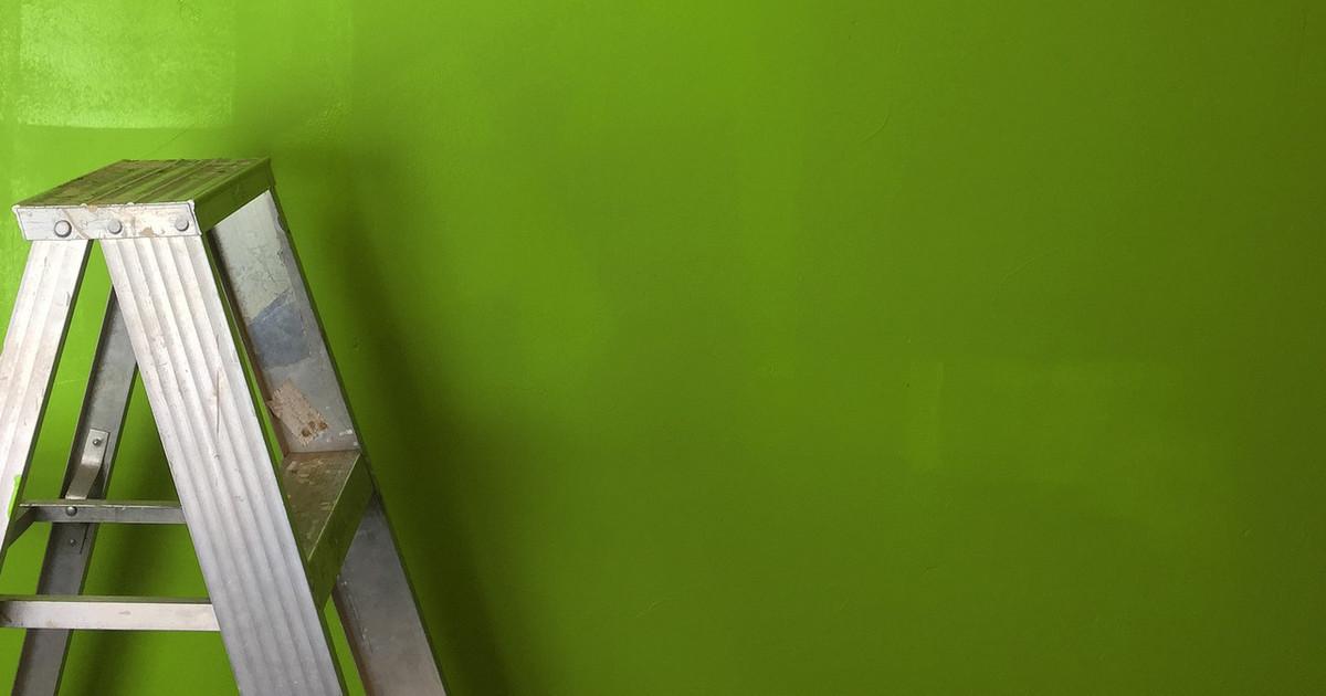 Color Prugna Per Pareti : Come dipingere le pareti per rinnovare casa tutto su casa e mutuo